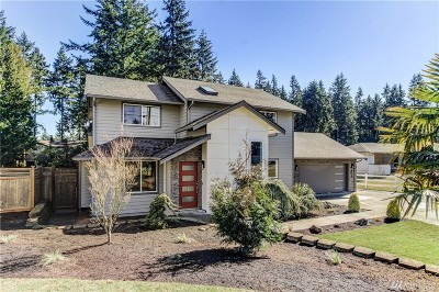 Kirkland Single Family Home For Sale: 6538 128 Ave NE