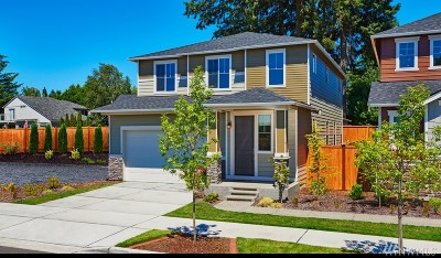 Lacey Single Family Home For Sale: 5348 49th Ave SE
