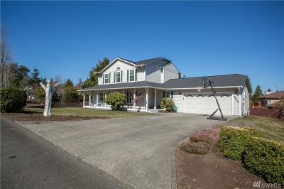 Olympia Single Family Home For Sale: 7807 Mountain Aire Loop SE