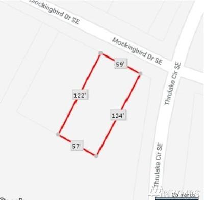Residential Lots & Land For Sale: 7647 Mockingbird Dr SE