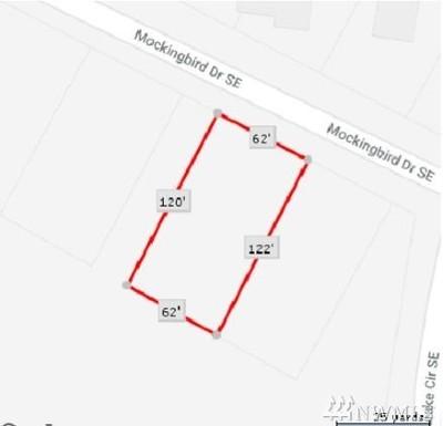 Residential Lots & Land For Sale: 7641 Mockingbird Dr SE