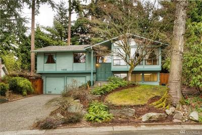 Kirkland Single Family Home For Sale: 7624 128th Place NE
