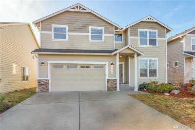 Yelm Single Family Home For Sale: 14855 91st Ave SE