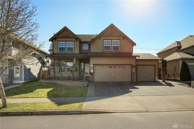 Federal Way Single Family Home For Sale: 1731 SW 346th Place
