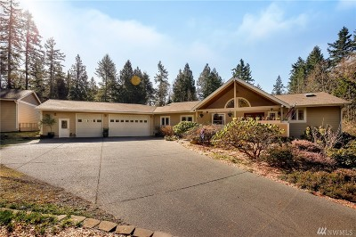 Gig Harbor Single Family Home For Sale: 7117 56th Av Ct NW