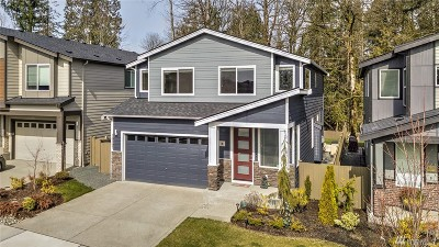 Snohomish Single Family Home For Sale: 16397 131st St SE