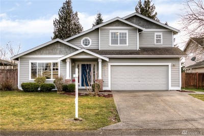 Puyallup Single Family Home For Sale: 8622 133rd St Ct E
