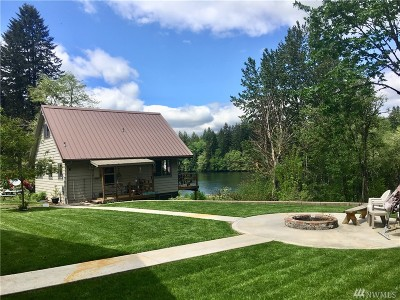 Lewis County Single Family Home For Sale: 291 Hadaller Road
