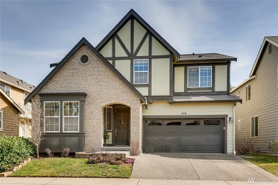 Renton Single Family Home For Sale: 656 Lyons Ave NE