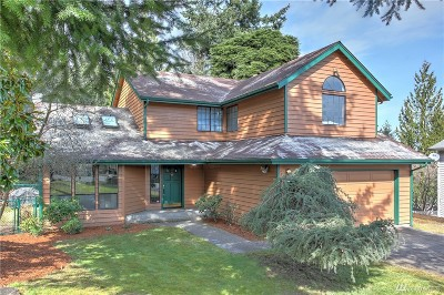 Federal Way Single Family Home For Sale: 5130 SW 327th Place