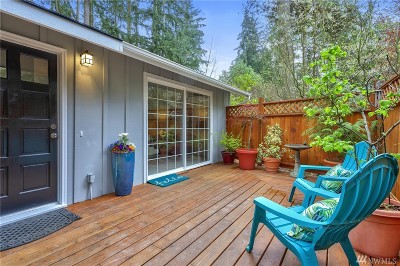 Shoreline Single Family Home For Sale: 1429 NE 190th St