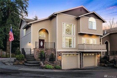 Edmonds Single Family Home For Sale: 23518 88th Place W