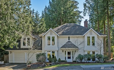 Sammamish Single Family Home For Sale: 22227 NE 28th Place