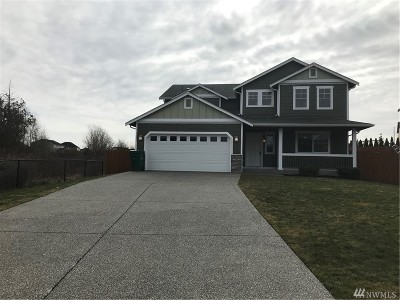 Stanwood Single Family Home For Sale: 7206 288th St NW