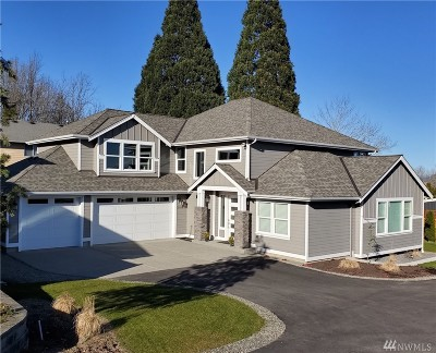 SeaTac Single Family Home For Sale: 5158 S 166th Lane