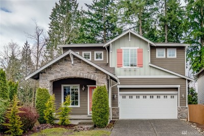 Bothell Single Family Home For Sale: 4142 240th Place SE #10