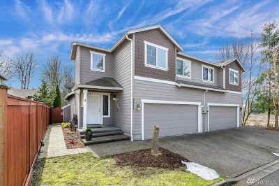 Olympia WA Single Family Home Pending Inspection: $264,950