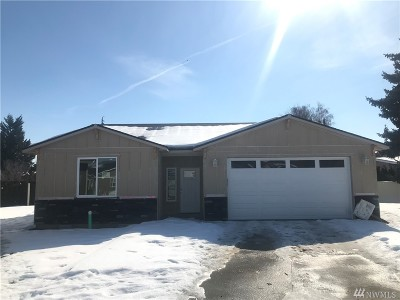 Wenatchee Single Family Home For Sale: 188 Pershing Circle