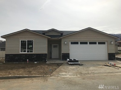 Wenatchee Single Family Home For Sale: 222 Pershing Circle