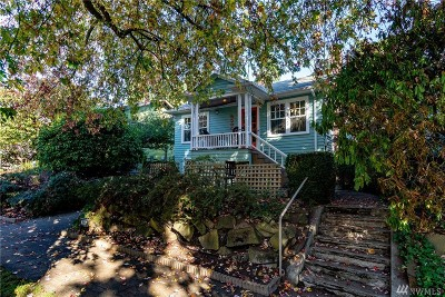 Seattle Single Family Home For Sale: 5506 6th Avenue NW