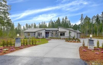 Auburn Single Family Home For Sale: 33343 203rd Ct SE