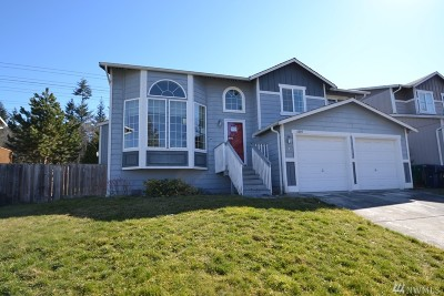 Marysville Single Family Home For Sale: 6005 80th Ave NE