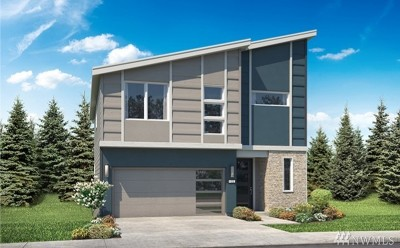 Lynnwood Condo/Townhouse For Sale: 16421 35th Place W #10