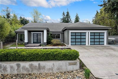 Mercer Island WA Single Family Home For Sale: $1,768,000