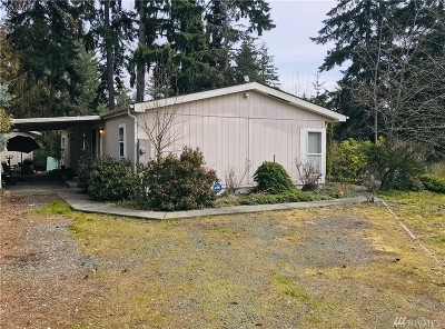 Sumner Single Family Home For Sale: 20413 Rhododendron Dr E