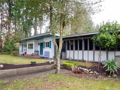 Port Orchard Single Family Home Pending: 2355 Cedar St E