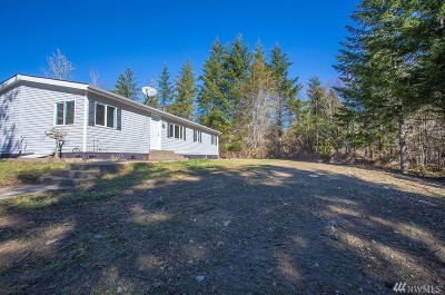 Mason County Single Family Home For Sale: 60 E Northridge Ct