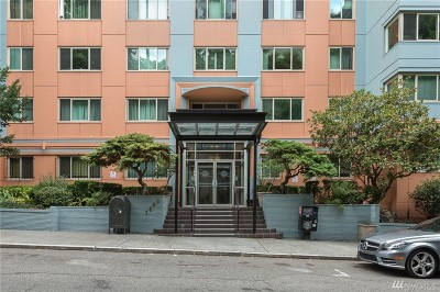 Seattle Condo/Townhouse For Sale: 1400 Hubbell Place #501
