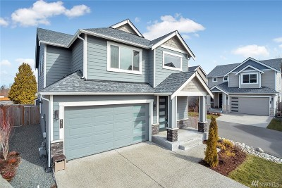 Bothell Condo/Townhouse For Sale: 4015 147th Place SE