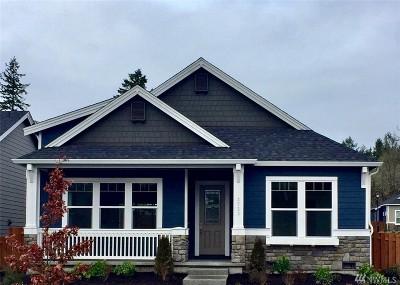 Lacey Single Family Home Pending: 3723 Oakwood (Lot 60) St SE