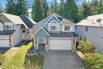 Bonney Lake Single Family Home Contingent: 17909 106th St E