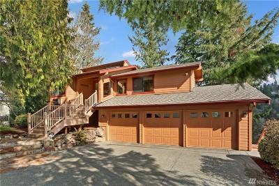 Bellevue Single Family Home For Sale: 4812 140 Place SE