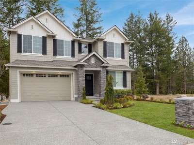 Sammamish Single Family Home For Sale: 26020 SE 36th St