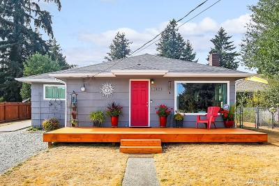 Seattle Single Family Home For Sale: 11421 10th Ave SW