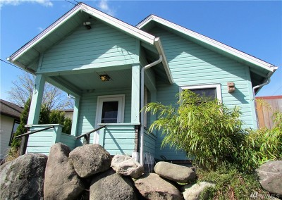 Tenino Single Family Home For Sale: 299 Hodgden St N