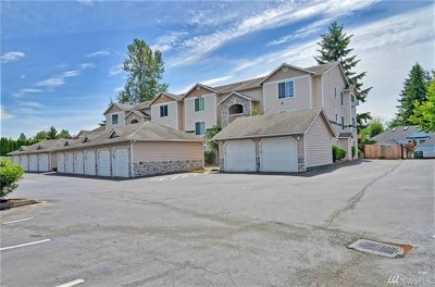 Everett Condo/Townhouse For Sale: 11518 12th Ave W #D205