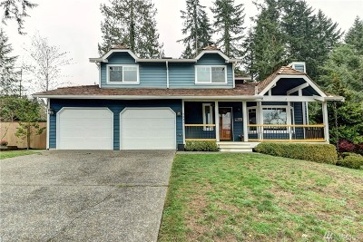 Single Family Home Sold: 2341 218th Place SW