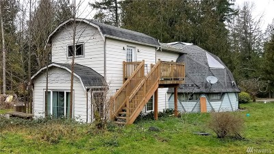 Bellingham Single Family Home For Sale: 5253 Eagle Flyway