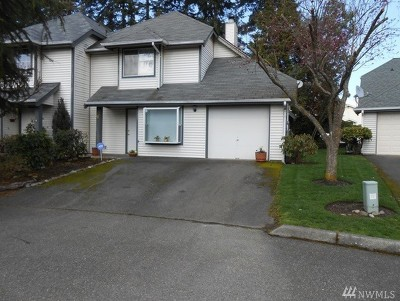 Federal Way Condo/Townhouse For Sale: 312 S 328th Lane