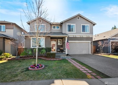 Port Orchard Single Family Home For Sale: 4189 SW Stanwick Wy
