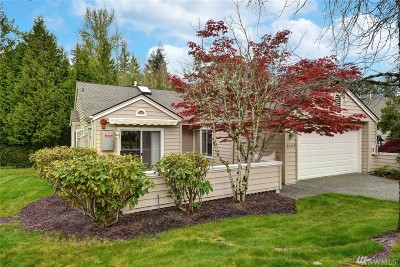 Issaquah Condo/Townhouse For Sale: 22404 SE 36th Lane #1366