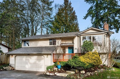 Edmonds Single Family Home For Sale: 8517 222nd St SW