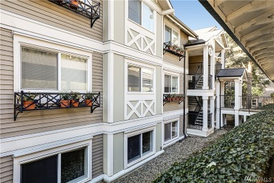 Kirkland Condo/Townhouse For Sale: 11307 NE 128th St #G-103