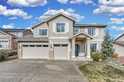 Poulsbo Single Family Home Contingent: 2717 NE Noll Valley Lp