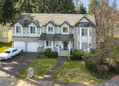 Thurston County Single Family Home For Sale: 9401 Cook Ct NE