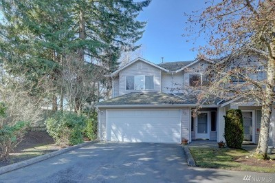 Edmonds Condo/Townhouse For Sale: 7712 196th St SW #A